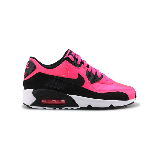separation shoes da75e b6d2c Nike - Air Max 90 Mesh Junior Rose - pas cher Achat  Vente Baskets enfant  - RueDuCommerce