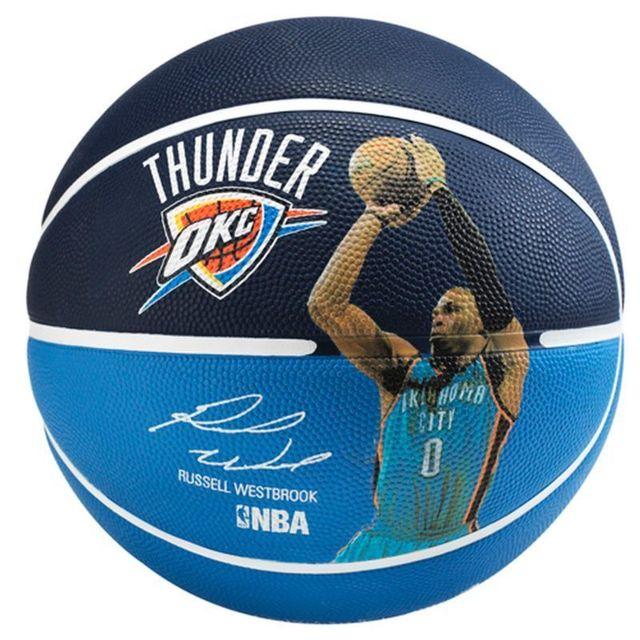 6710dbb759bb6 Spalding - Nba Player Russell Westbrook T5 multicolore, accessoires - pas  cher Achat / Vente Ballons basket - RueDuCommerce