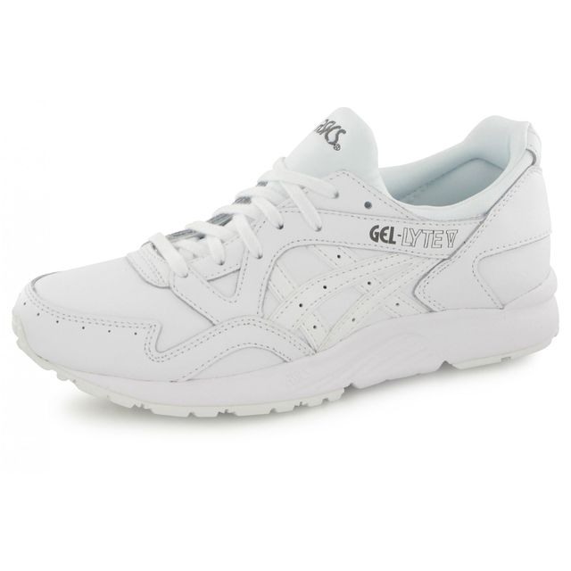 Asics Gel Lyte V Leather blanc, baskets mode homme pas