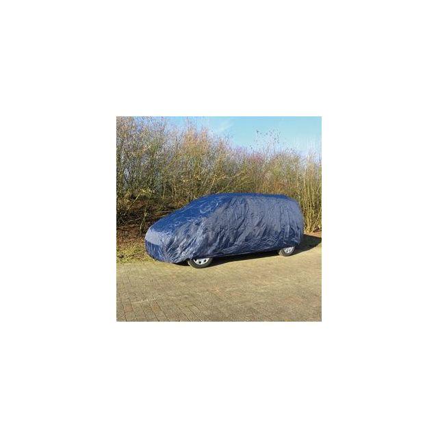 carpoint bache de protection voiture monospace 4x4 polyester l 465x h 144 cm poly9 ct 465cm. Black Bedroom Furniture Sets. Home Design Ideas