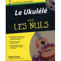 First Interactive - Méthodes Et Pédagogie Le Ukulele Pour Les Nuls + Cd Ukulélé
