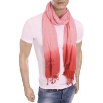 Kaporal 5 - Kaporal homme - Écharpe Rouge Kaporal Still - Taille vêtements  - Unique 03a35407fd3
