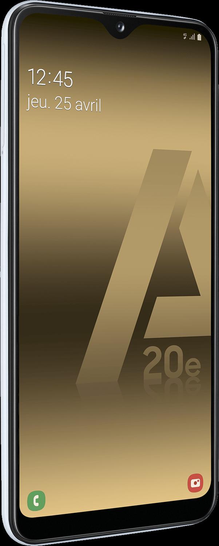 Smartphone Galaxy A20 Samsung Blanc