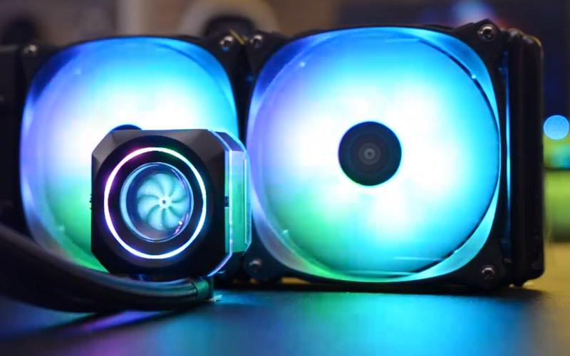 Pulse L240F - RGB - 240 mm