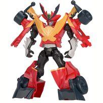 POWER RANGERS DINO SUPER CHARGE - Figurine Mixx N'Morph 16 cm - Megazord Super Megaforce Falcon - 43005