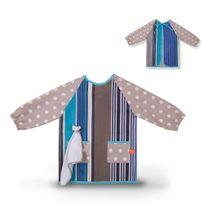 L'OISEAU Bateau - Tablier d'artiste Bayardere bleu