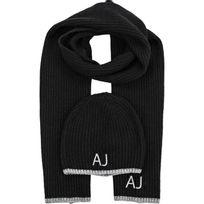 Armani - Promo : Pack Bonnet Et Echarpe Jeans Jeans