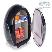 Vimeu-Outillage - Réfrigérateur Chaud/Froid Egg Shape 10 l