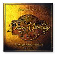 Dean Markley - 2004 Ml 12/54 VintageBronze