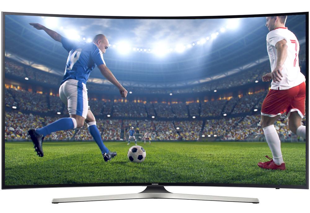 TV LED 55'' 139 cm UE55MU6220