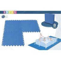 Intex , 29081 Tapis de sol modulable pour piscines hors,sol. 50 x 50