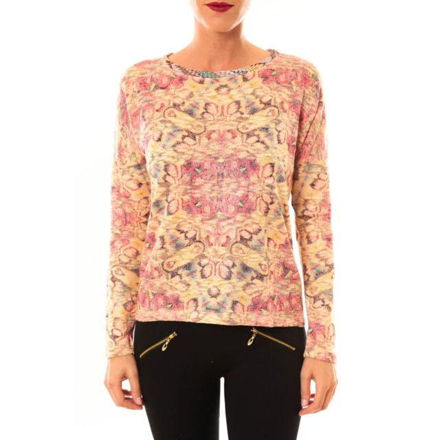 Custo Barcelona Pull Ramone Bloom or