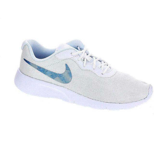 Nike - Chaussures Garçon Baskets modele Tanjun - pas cher Achat ... 37fe936fd49b