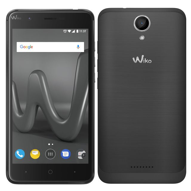 WIKO Harry 4G - Anthracite