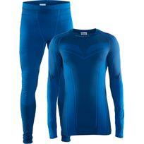 Craft - Seamless Zone - Set de sous-vêtements - bleu