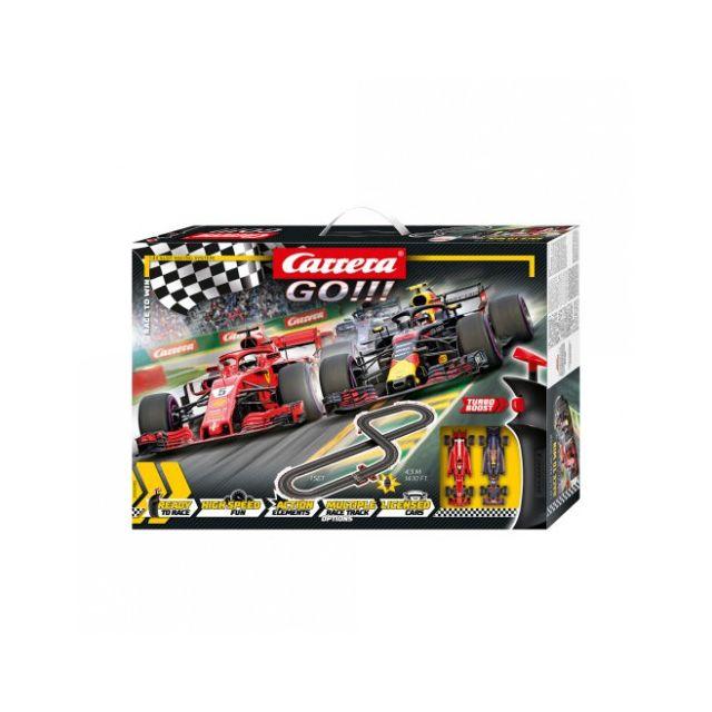 Carrera Circuit voitures Coffret \