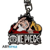 Abystyle - One Piece Porte-clés One Piece Luffy New World