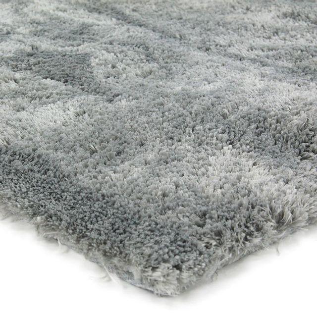 Mon beau tapis tapis gris imitation fourrure extra doux - Tapis fourrure pas cher ...