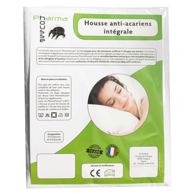 Pharmahousse Housse Anti Acariens Integrale Pour Matelas 1