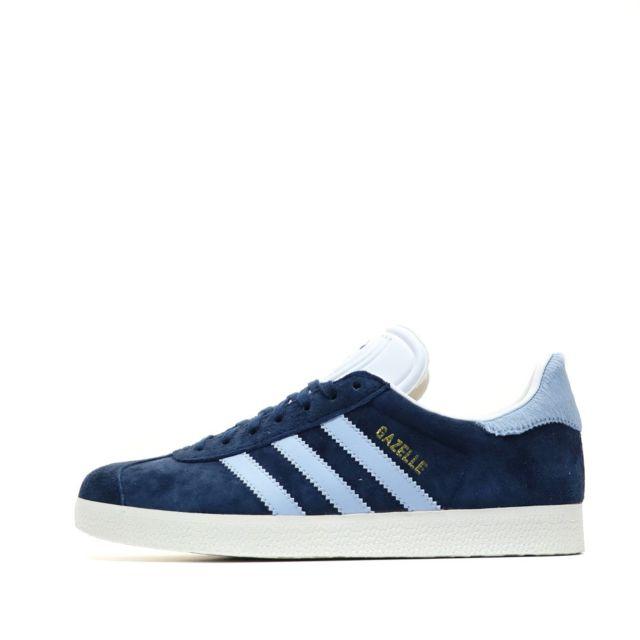 Adidas - Gazelle Baskets bleu femme Multicouleur 38 2/3 ...