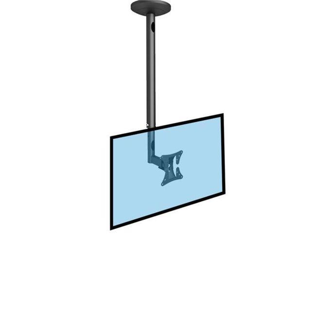 Kimex - Support plafond pour écran Tv Lcd Led 13  -27  , Hauteur 60 ... 1d77f9010ef9