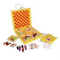 Lgri - Nain jaune et 100 règles de jeux