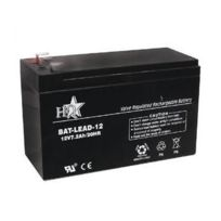 Hq - Batterie Acide/Plomb - 12V 3.2Ah