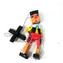 Lm-distribution - Pantin Pinocchio Articulé 20 cm