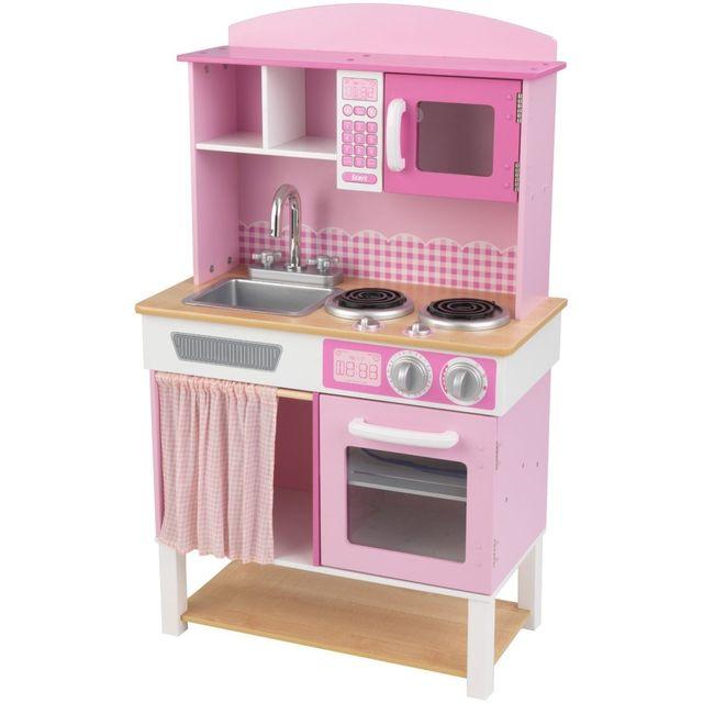 Kidkraft Cuisine Familiale Home Cooking Pas Cher Achat Vente