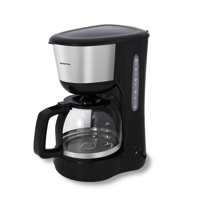 Inventum machine à café 10 tasses 1000 W noir Kz612