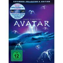 Twentieth Century Fox Home Entert. - Dvd Avatar IMPORT Allemand, IMPORT Coffret De 3 Dvd - Edition simple
