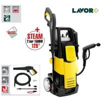 Lavor - Nettoyeur à pression 2en1 130 Bars 1800W 420L/h - Wave Steam