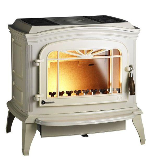 invicta po le bois en fonte 9 kw bradford anthracite. Black Bedroom Furniture Sets. Home Design Ideas