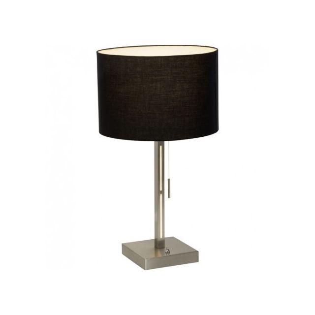 Brilliant Lampe A Poser Led New York Jaune 30cm X 52cm X 30cm
