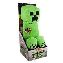 Minecraft - 6022580 - Peluche - Creeper Sonore