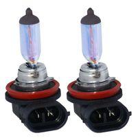 Simoni Racing - Kit 2 Ampoules de phares H11 - Hid Style - 6000°K