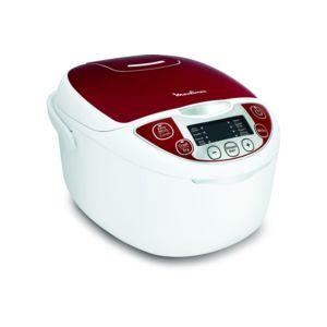 Moulinex - Multicuiseur - MK705111 Rouge et Blanc
