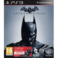 Warner Bros - Batman Arkham Origins