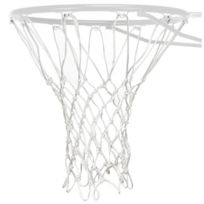 Tremblay - Filet de basket Paire filets basket seuls Blanc 45333