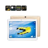 Auto-hightech - Tablette Pc 10,1'' - Processeur Octa Core, 2 Go de Ram, 32 Go de stockage, support 4G, double carte Sim, carte Micro Sd