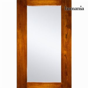 Homania Miroir mural en bois Collection Serious Line by pas