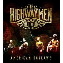 Legacy - The Highwaymen | Bob Dylan - Live - American Outlaws Blu-ray