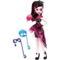 Mattel - Poupée Monster High : Séance Photo : Draculaura