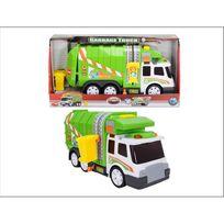 Dickie - 203308357 Camion poubelle avec fonction de vidange