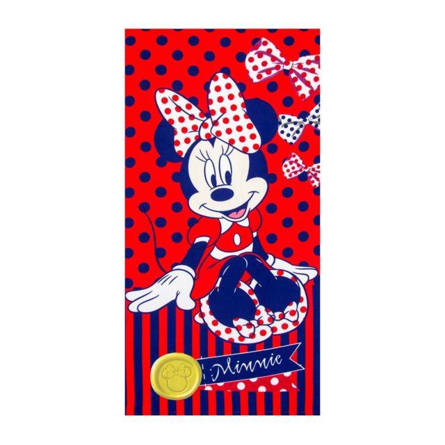Marque Generique Drap De Bain Minnie Mouse Serviette Plage Enfant