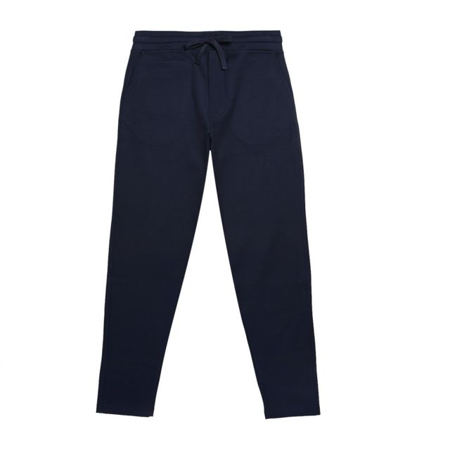 Hamilton And Hare Pantalon de survêtement Lux Waffle Trousers Shlxtw