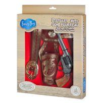 Fancy Boy - Pistolet métal avec fourreau