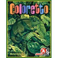 Abacusspiele - Jeux de société - Coloretto