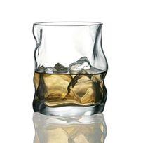 Bormioli Rocco - Gobelet forme basse - verre à whisky 42cl - Lot de 6 - Sorgente