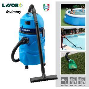 Lavor d stock aspirateur pour piscine 1400w 20l 70l s for Destock piscine